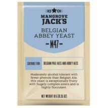 Mangrove Jack's -M47- Belgian Abbey Yeast