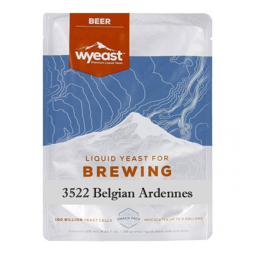 wyeast 3522 belgian ardennes