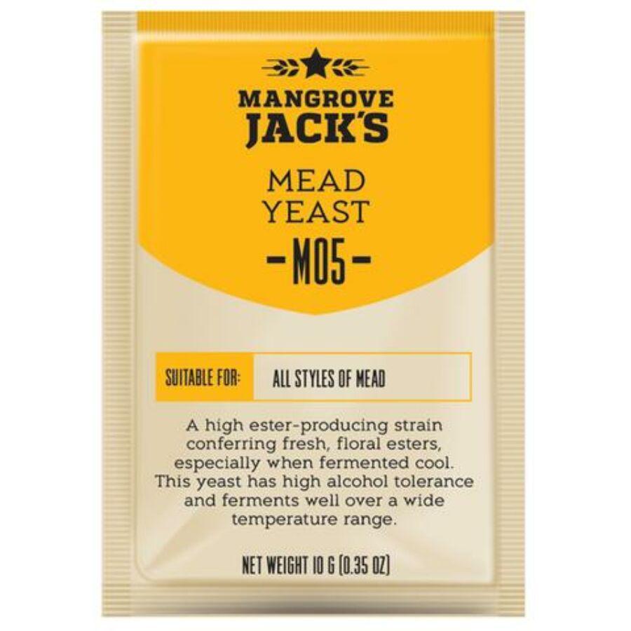 Mangrove Jack's -M05- Mead száraz élesztő