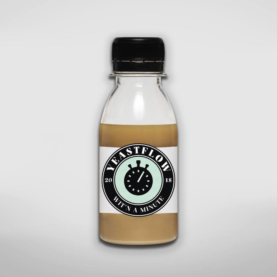 YeastFlow Wit'n a minute -Witbeer ale (YF-207) folyékony élesztő